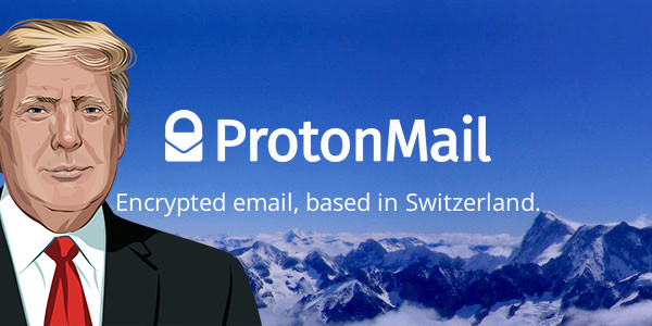 Protonmail user increase after Trump