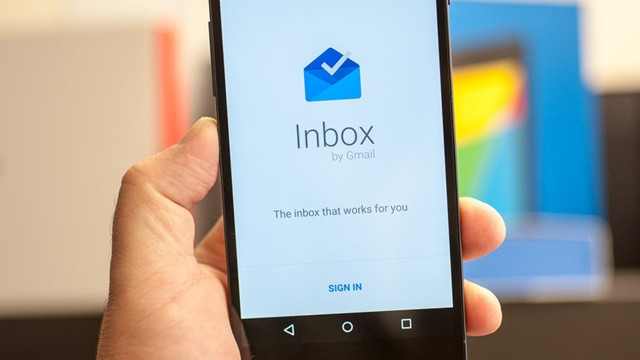 Say Hello to the Inbox by Google
